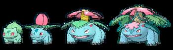 Pokémon: Generation I - Bulbasaur to Tentacruel ...