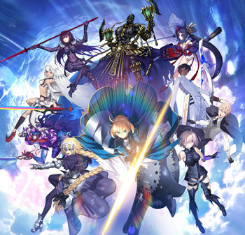 Fate/Grand Order (Video Game) - TV Tropes