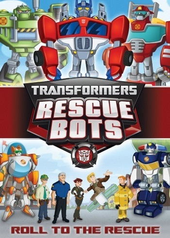 Transformers: Rescue Bots (Western Animation) - TV Tropes