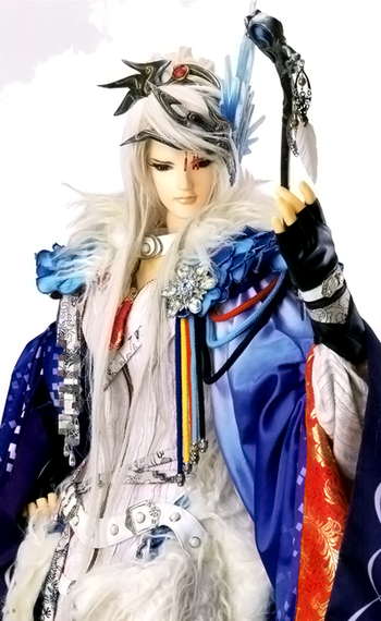 Thunderbolt Fantasy Protagonists Characters Tv Tropes