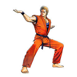 Art Of Fighting Characters Tv Tropes