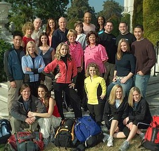 The Amazing Race 5 / Characters - TV Tropes