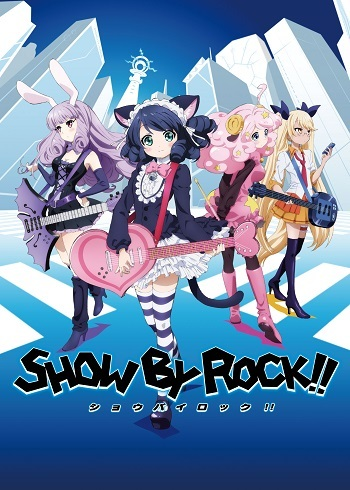 show by rock anime tv tropes