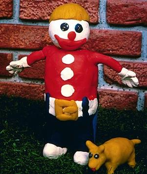 Mr Bill Doll Dog Toy