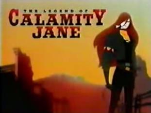 Legenda o Kalamiti Džejn Epizoda 10