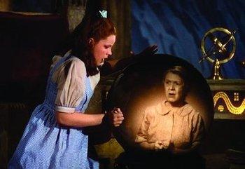 The Wizard of Oz / Tear Jerker - TV Tropes