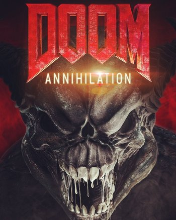 Doom Annihilation Film Tv Tropes