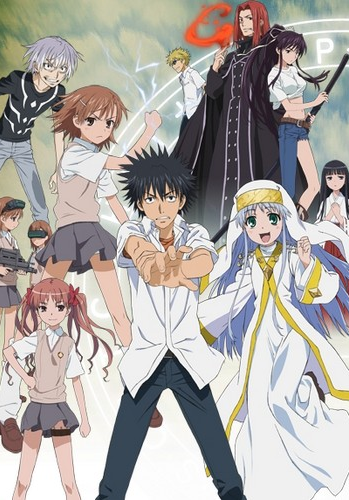 A Certain Magical Index (Light Novel) - TV Tropes