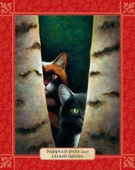 Warrior Cats: Dawn of the Clans / Characters - TV Tropes