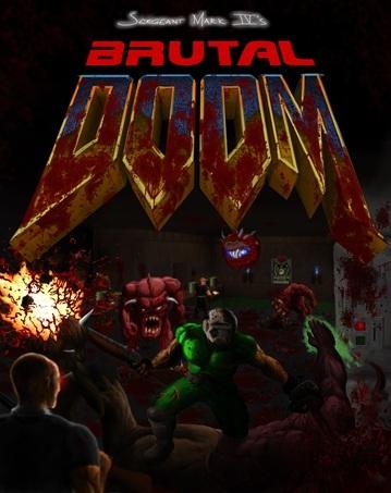 Brutal Doom (Video Game) - TV Tropes