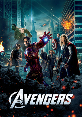 The Avengers (2012) (Film) - TV Tropes