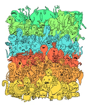 Adventure Time Characters Tv Tropes