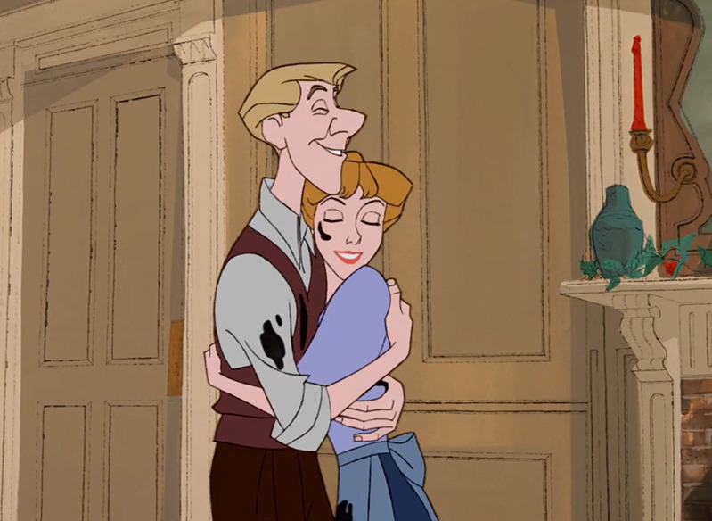 http://static.tvtropes.org/pmwiki/pub/images/101dalmatians_roger_and_anita_hugging.jpg