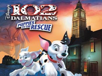 تحميل لعبة 102 dalmatians برابط واحد