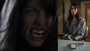 Wolf Transformation Sequence Supernatural: Werewolv...