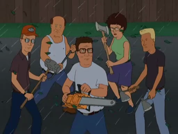 King Of The Hill Awesome Tv Tropes
