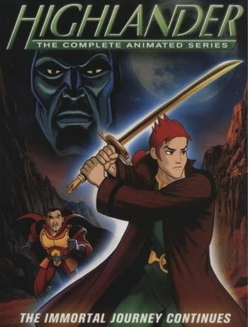 Western Animation Highlander The Animated Series