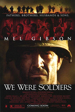 we were soldiers analysis The movie that i selected for my critique is called we were soldiers, a movie set in november of 1965, during the vietnam conflict mel gibson is a star in this.