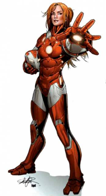 Iron man characters tv tropes