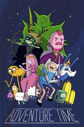 Adventure Time S 9 E 13 Come Along With Me The Ultimate