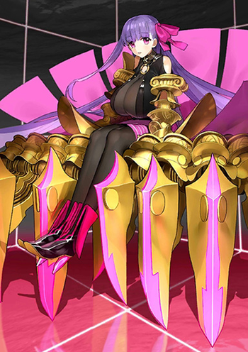 Fate Grand Order Alter Egos Characters Tv Tropes The other flower being passion flower. fate grand order alter egos