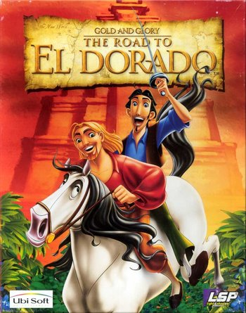 Gold and Glory: The Road to El Dorado (Video Game) - TV Tropes