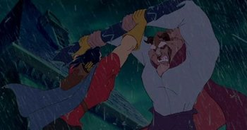 beauty and the beast awesome tv tropes