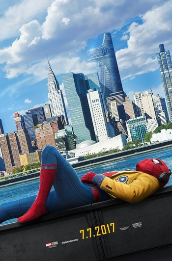 Spider-Man: Homecoming (Film) - TV Tropes