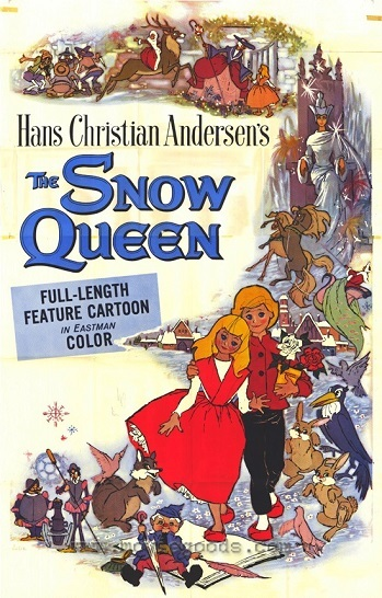 the snow queen  1957   animation
