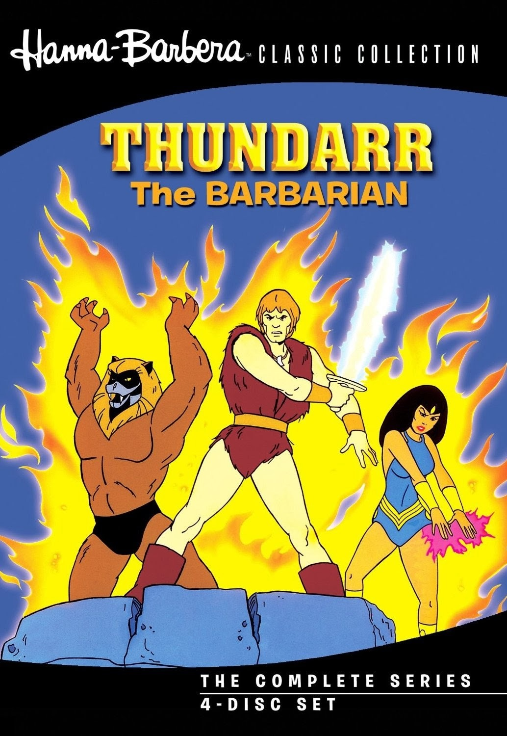Western Animation / Thundarr the Barbarian