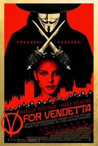 Advertisement V For Vendetta