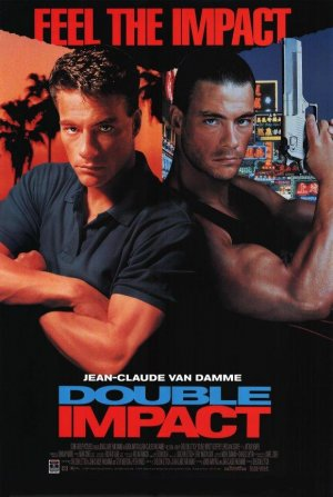 an analysis of the movie double impact starring jean claude van damme Released in 1991 and starring jean-claude van damme, double impact is often said to be a better double dragon movie than the actual live-action adaption.