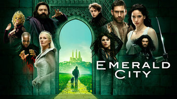 in search of the emerald city short story