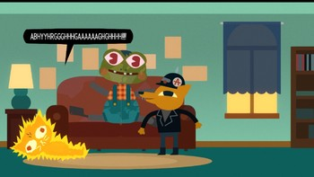 Night In The Woods Funny Tv Tropes
