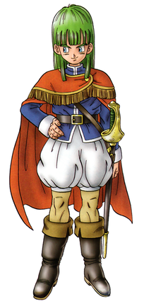 Dragon Quest V Characters Tv Tropes