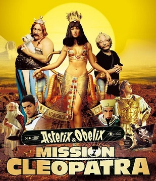 asterix and obelix meet cleopatra film cast