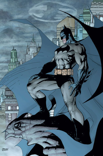 Batman (Franchise) - TV Tropes