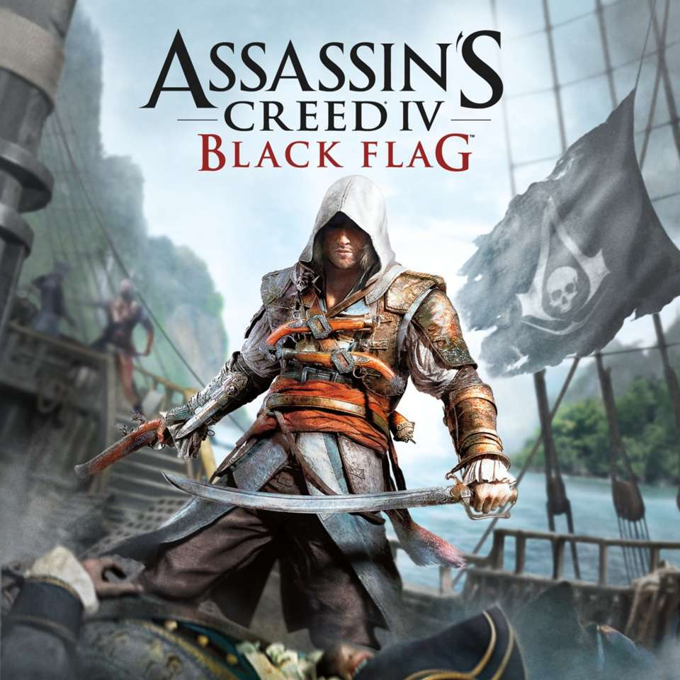 Video Game / Assassinu0027s Creed IV: Black Flag