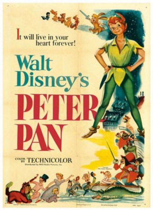 peter pan disney tv tropes peter pan provides examples of