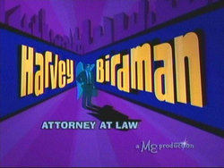 http://static.tvtropes.org/pmwiki/pub/images/250px-Harvey_Birdman,_Attorney_at_Law_title.jpg
