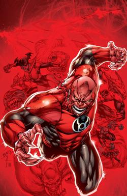 Gl Red Lantern Corps Characters Tv Tropes