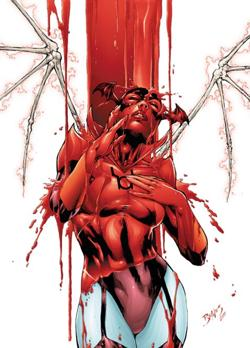 GL Red Lantern Corps /...