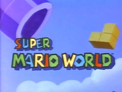 Super Mario World Western Animation Tv Tropes