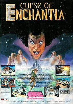 Curse of enchantia video game tv tropes for Curse of enchantia