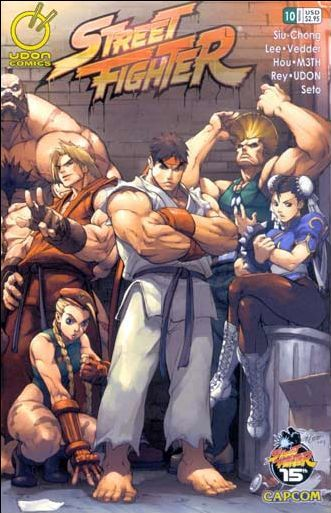 Street Fighter Comic Book Tv Tropes