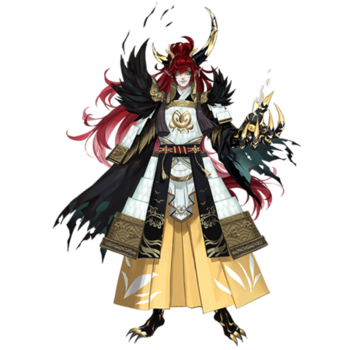 Onmyōji SP and SSR Shikigami / Characters - TV Tropes