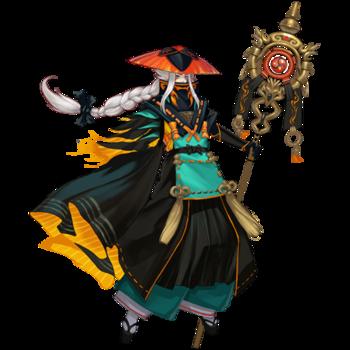 Onmyōji SR Shikigami / Characters - TV Tropes