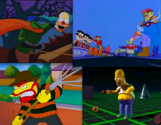 watch simpsons treehouse of horror vi