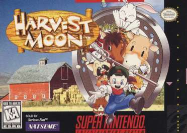 Harvest Moon (Video Game) - TV Tropes