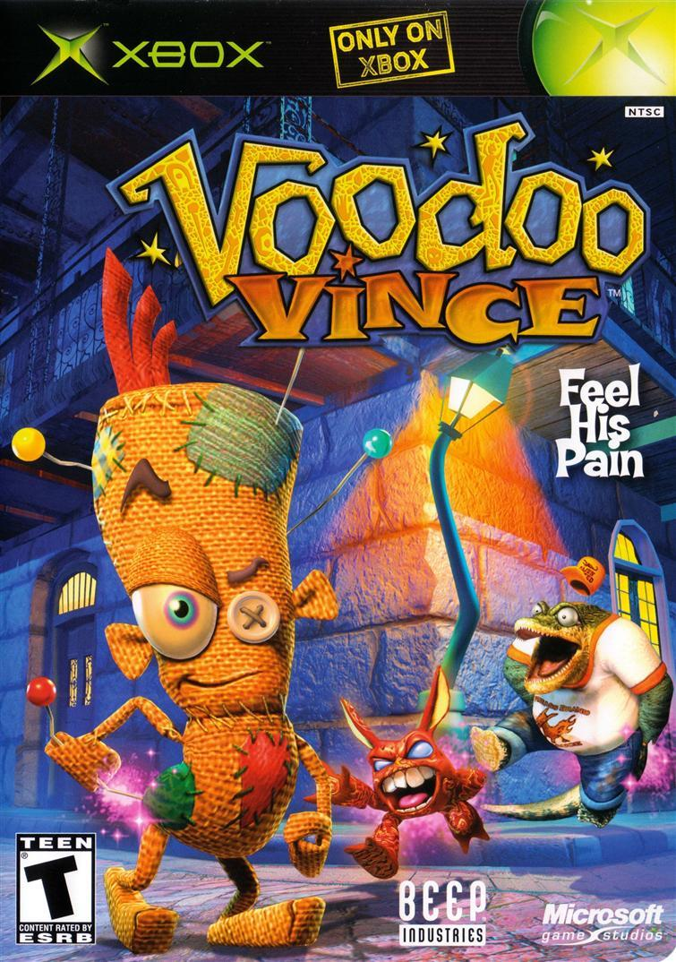Voodoo Vince Video Game Tv Tropes